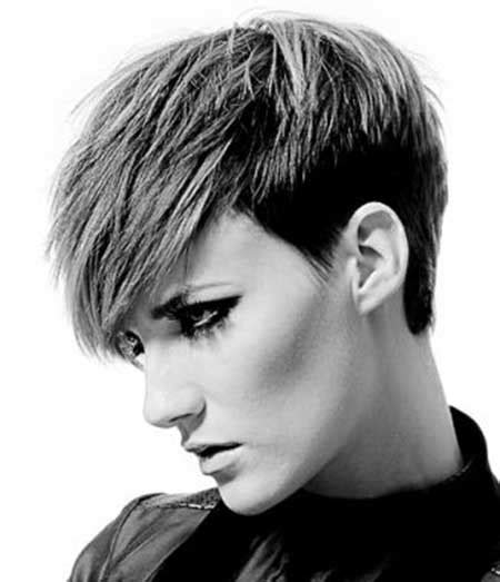 very short hairstylesshaved on sides for women over 50 new trendy short hairstyles 2013 short hairstyles 2017