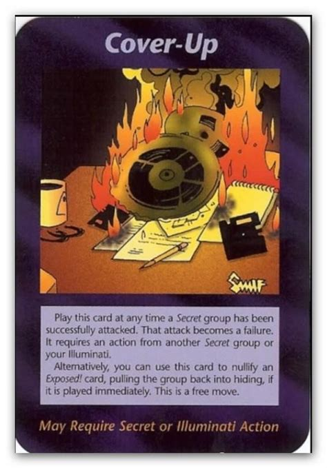 buy illuminati card illuminati cards cover up by icu8124me on deviantart