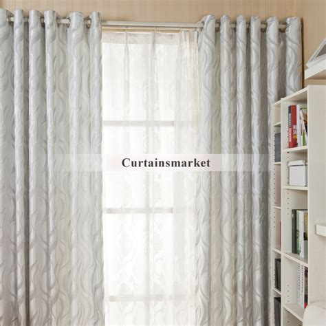 oriental curtains and drapes polyester and cotton jacquard oriental window curtains