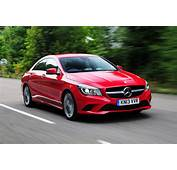 Mercedes CLA Gets Five Star Euro NCAP Rating  Auto Express