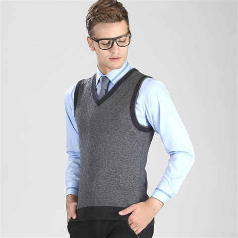 Vest Cardigan Batik Fashionnable new fashion classic sweater vests plaid tops sleeveless sweaters winter knitted work