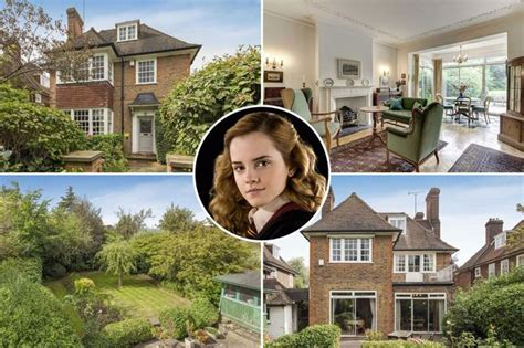 hermione granger house harry potter character hermione granger s london home is