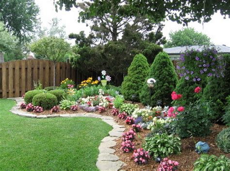 Backyard Flower Bed Ideas Backyard Garden Ideas Architectural Design