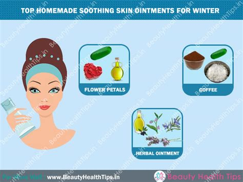 Top 10 Diy Cosmetics For Winter Skin Top Inspired Soothing Skin Ointments For Winter