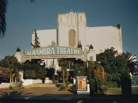 alhambra theatre  remembered  documentary screening