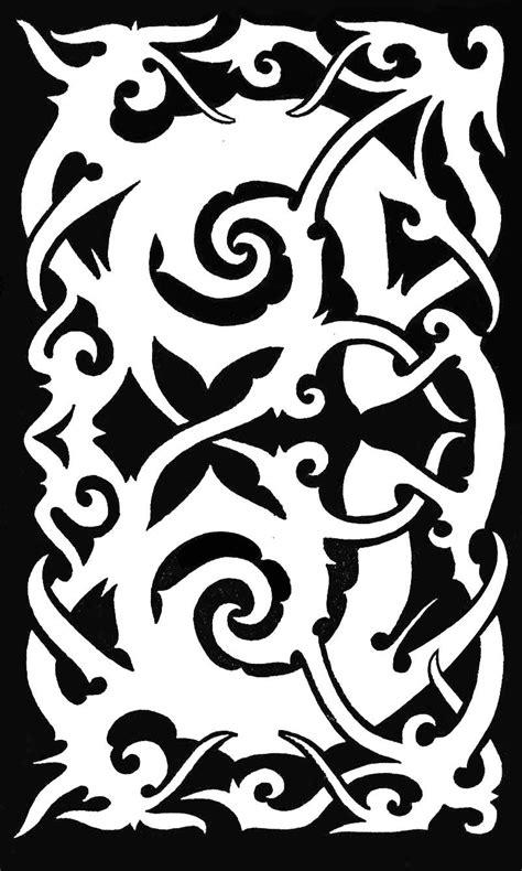 malaysian tattoo designs sarawak iban tatto malaysia asian tatto design