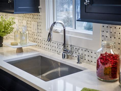 Our 13 Favorite Kitchen Countertop Materials Hgtv Kitchen Countertop Material