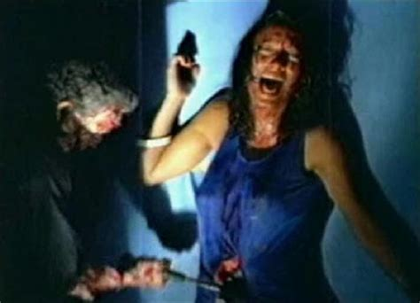 belly button stabbing women the bloody pit of horror oct 23 2011