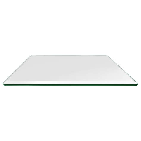 36 inch square glass table top 24x36 inch rectangle glass table top 3 8 inch