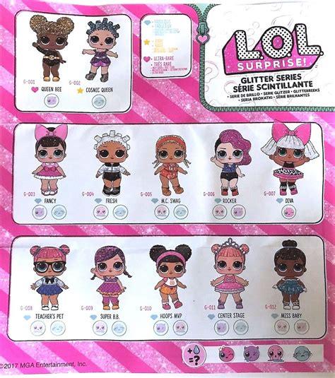 Lol Series Glitter Lol Glitter Lol Doll Lol Glitter Series Fresh L O L Brand New Doll In