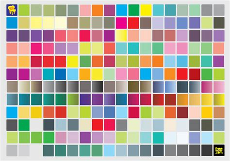 colores cmyk cmyk colors vector graphics freevector