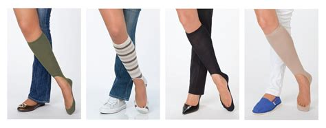 Stylehive Buzz Thigh High Scrunchable Socks Are As As They Are Cozy Fashiontribes Fashion by Keysocks Knee High No Show Socks