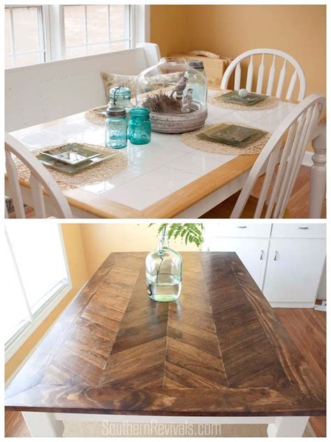 Diy Dining Room Table Redo Best 25 Dining Table Makeover Ideas On