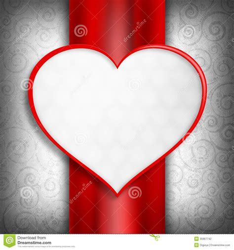 valentines day greeting card templates vector template