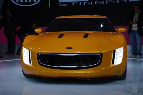 Kia Sport Car 2014 Kia Gt4 Stinger Kia Enters The Sports Car World With A