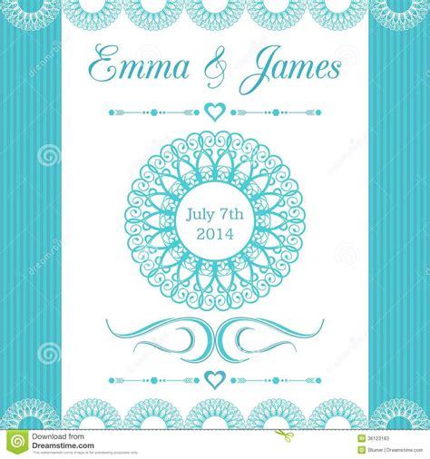 Wedding Card Ornaments by Wedding Card Stock Photos Image 36123183