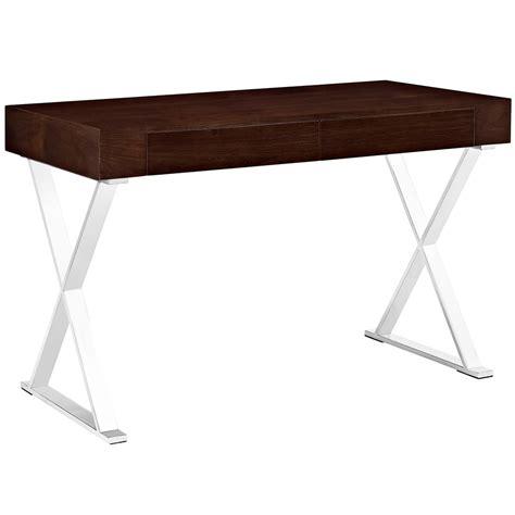 modern walnut desk modern desks samuel walnut desk eurway furniture