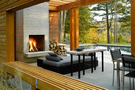 feuerschale terrasse feuerschale und gartenkamin 50 feuerstelle ideen