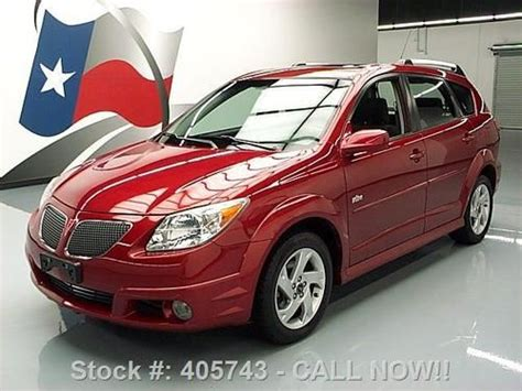 how petrol cars work 2008 pontiac vibe electronic throttle control sell used 2008 pontiac vibe automatic sunroof cruise control 72k texas direct auto in stafford