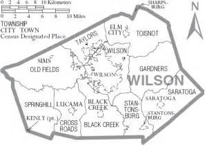 wilson county carolina history genealogy records
