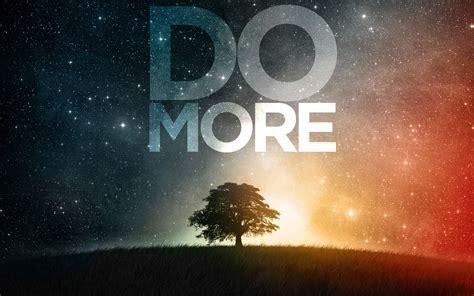 Do More you re growing do more joshuareich org