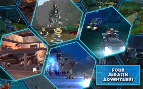 jurassic world mobile game mod download lego 174 jurassic world google play softwares