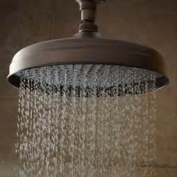lambert rainfall shower with ornate arm bathroom