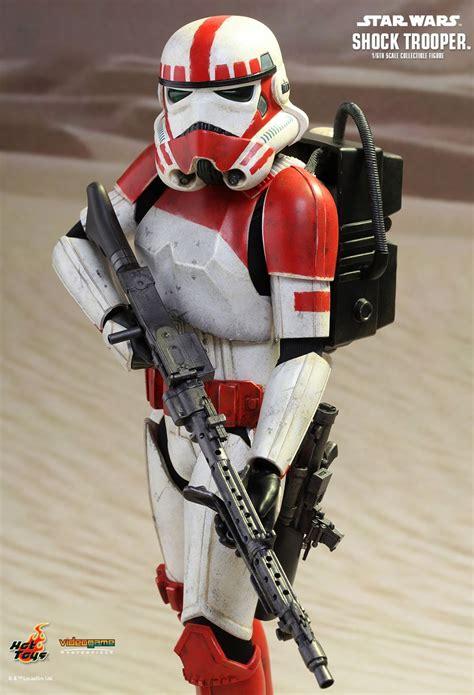 New Wars Trooper Spandex Ltd toys wars battlefront shock trooper 1 6th