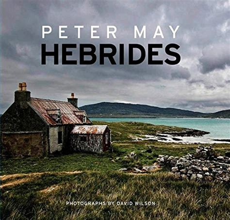 libro the hebrides by the outer hebrides guide book guide turistiche panorama auto