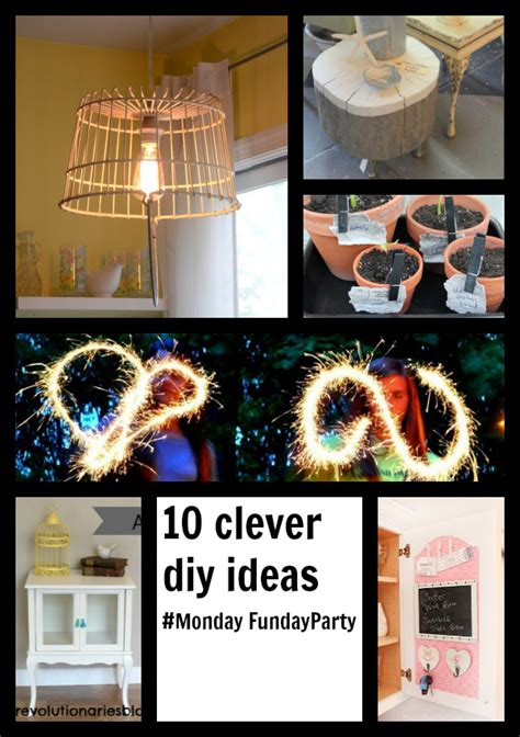 monday funday link 18 diy ideas recipes and crafts