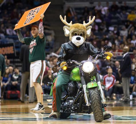 bucks history milwaukee bucks history the origin story of bango the mascot