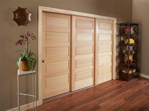 bi pass closet doors home design