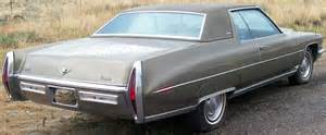 72 Cadillac Coupe 1972 Cadillac Series 683 Coupe 2 Door Hardtop For Sale