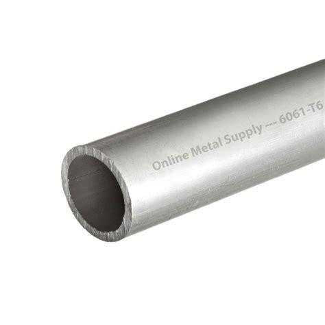Pipa 6 Inch Sch 40 6061 t6 aluminum pipe 3 8 inch x 72 quot schedule 40 0 67 quot od x 0 488 quot id ebay