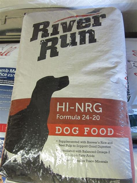 river run food river run 174 hi nrg 24 20 food j b feed hay