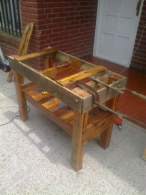 banco de carpinteria haciendo un banco de carpintero propio hazlo tu mismo