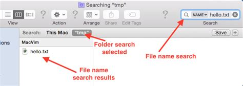 Finder Name Only How To Search Files By Name In Mac Finder Infoheap