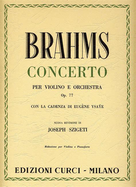 ninna nanna modena testo concerto per violino e orchestra in re magg op 77
