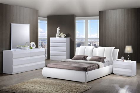 leather bed set gq3238 usa modern leather bed welcome to decoreza furniture