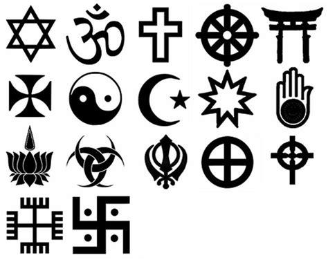 signos religiosos otros y s 237 mbolos formato vectorial y simbolo blanco y negro s 237 mbolos conjunto de con