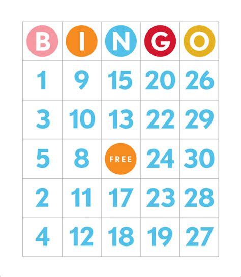 bingo cards templates blank bingo card template cards templates blank bingo