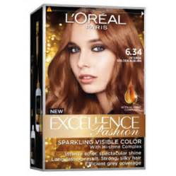 L Oreal Excellence Fashion l oreal excellence fashion 6 34 golden