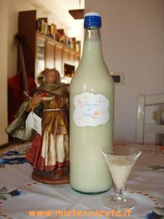liquori fatti in casa pdf liquore di latte le ricette di mistercarota