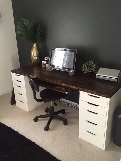 Ikea Office Desk Best 10 Ikea Desk Ideas On Pinterest Study Desk Ikea Bureau Ikea And Ikea Small Desk