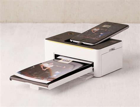 Printer Kodak kodak instant smartphone photo printer 187 gadget flow