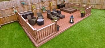 deck ideas composite deck ideas for your garden composite wood company