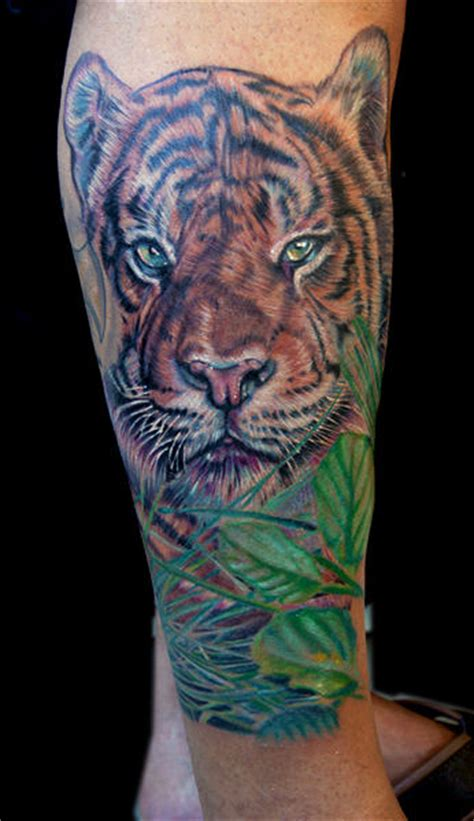 tiger family tattoo designs tiger family