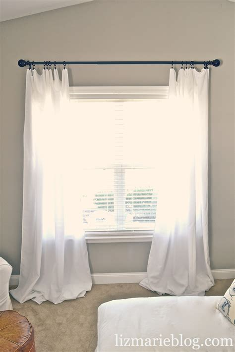 Floor Length Windows Ideas Diy Floor Length Curtains