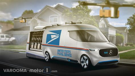 history of united states postal vehicles 6 creative usps concepts for the future of mail delivery