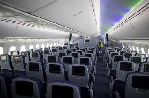 United Dreamliner Interior by United Airlines Announces Their New 787 Dreamliner Routes
